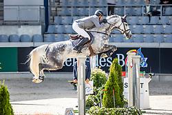 BEERBAUM Ludger (GER), Mila<br /> Allianz-Preis<br /> CSI3* - Aachen Grand Prix, Springprüfung mit Stechen, 1.50m<br /> Grosse Tour<br /> Aachen - Jumping International 2020<br /> 06. September 2020<br /> © www.sportfotos-lafrentz.de/Stefan Lafrentz