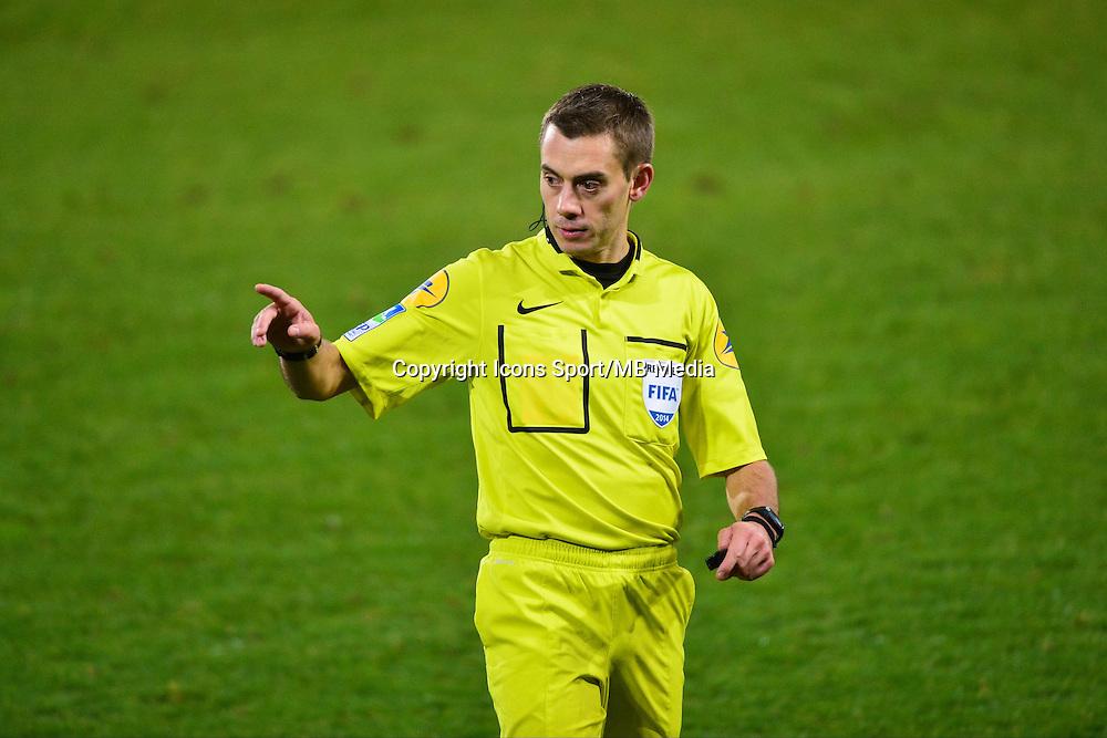 Clement TURPIN - 06.12.2014 - Caen / Nice - 17eme journee de Ligue 1 -<br />Photo : Dave Winter / Icon Sport