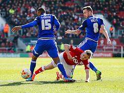 - Mandatory byline: Rogan Thomson/JMP - 05/03/2016 - FOOTBALL - Ashton Gate Stadium - Bristol, England - Bristol City v Cardiff City - Sky Bet Championship.