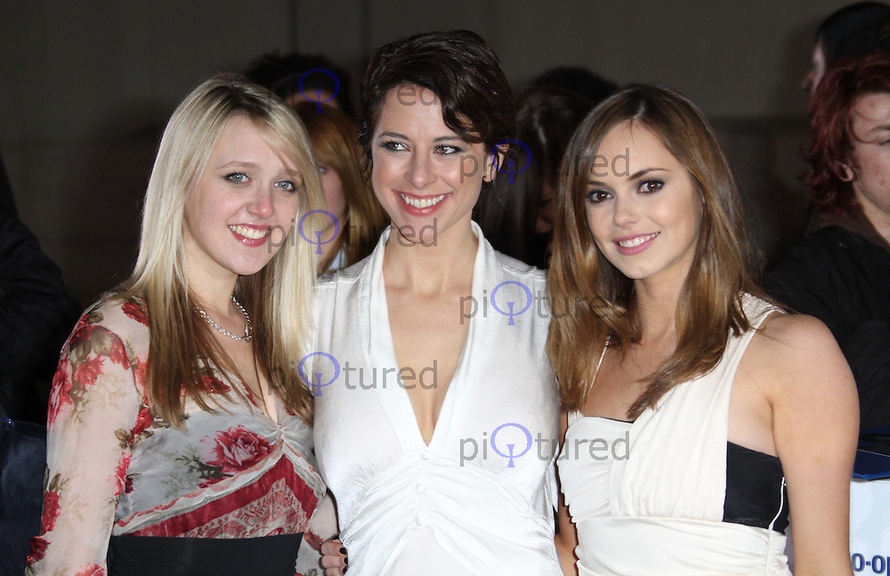 Emily Head, Belinda Stewart-Wilson; Hannan Tointon The Co-Operative Variety Club Showbiz Awards, Grosvenor House Hotel, Park Lane, London, UK, 14 November 2010: piQtured Sales: Ian@Piqtured.com +44(0)791 626 2580 (picture by Richard Goldschmidt)