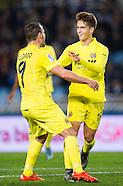 Real Sociedad de Futbol vs Villarreal CF