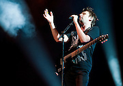 Muse performs during the 2013 Austin City Limits festival on Fri., Oct. 4, 2013 at Zilker Park.<br /> Ashley Landis for American-Statesman