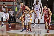 DESCRIZIONE : Campionato 2014/15 Virtus Acea Roma - Giorgio Tesi Group Pistoia<br /> GIOCATORE : Rok Stipcevic<br /> CATEGORIA : Palleggio Contropiede<br /> SQUADRA : Virtus Acea Roma<br /> EVENTO : LegaBasket Serie A Beko 2014/2015<br /> GARA : Dinamo Banco di Sardegna Sassari - Giorgio Tesi Group Pistoia<br /> DATA : 22/03/2015<br /> SPORT : Pallacanestro <br /> AUTORE : Agenzia Ciamillo-Castoria/GiulioCiamillo<br /> Predefinita :