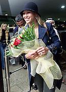 Tennis player Anna Kournikova