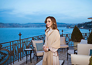 Queen Rania & King Abdullah Visit Turkey