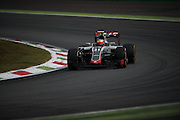 September 4, 2016: Esteban Gutierrez (MEX), Haas F1 , Italian Grand Prix at Monza