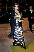 Koningin Maxima bij de Finale Gala-avond Liszt Concours