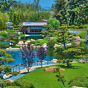 Japanese Garden, Tillman Water Reclamation Plant, Van Nuys, CA