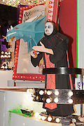 Cavaliers Carnival Club entered Magic Masters as their 2011 entry into the Bridgwater Guy Fawkes Carnival. Bridgwater Carnival is an annual event to raise money for local charities. It is widely reputed to be the largest illuminated carnival in the world.