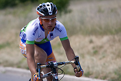 Alan Majersic  (SLO) of Slovenian National Team\ at 1st stage of Tour de Slovenie 2009 from Koper (SLO) to Villach (AUT),  229 km, on June 18 2009, in Koper, Slovenia. (Photo by Vid Ponikvar / Sportida)