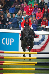 Madden Beezie (USA) - Cortes C<br /> BMO Nations Cup<br /> CSIO Spruce Meadows - Calgary 2013<br /> © Dirk Caremans