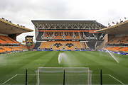 General view inside the stadium before the Europa League play off leg 2 of 2 match between Wolverhampton Wanderers and Torino at Molineux, Wolverhampton, England on 29 August 2019.