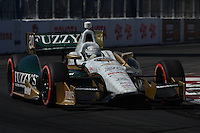 Ed Carpenter, Toyota Grand Prix of Long Beach, Streets of Long Beach, Long Beach, CA USA 04/21/13