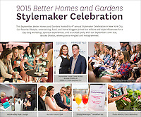 Better Homes and Gardens Magazine, December 2015 issue.