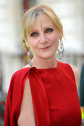 Lesley Sharp attends the preview party for The Royal Academy of Arts Summer Exhibition 2013 at Royal Academy of Arts on June 5, 2013 in London, England. Photo by Chris Joseph / i-Images.