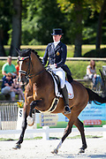 Jorinde Verwimp - Tiano<br /> FEI European Dressage Championships for Young Riders and Juniors 2013<br /> © DigiShots