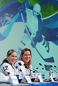 Ice Hockey, Womens - Press Conference