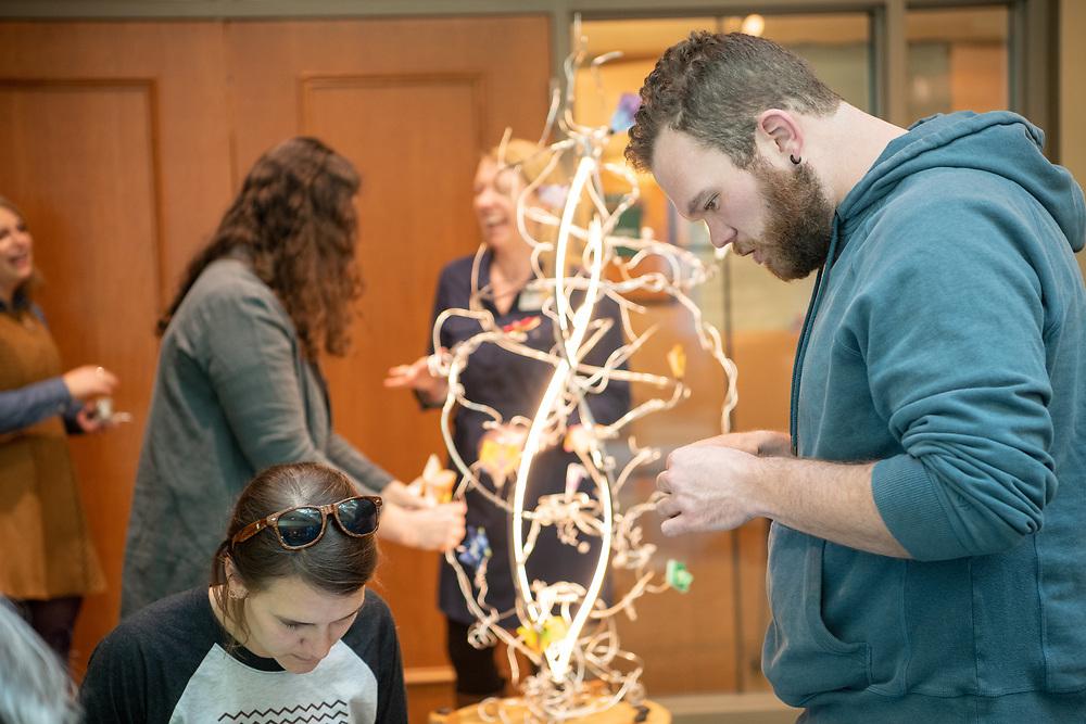 Open Ohio, Navigating Turbulence, Diversity, Civil Discourse, sarah davis, Interactive Art/ Science Exhibit, Ohio Museum Complex, Student Affairs
