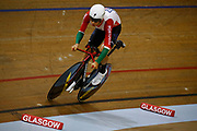 Men Individual Pursuit, Ivo Oliveira (Portugal), during the Track Cycling European Championships Glasgow 2018, at Sir Chris Hoy Velodrome, in Glasgow, Great Britain, Day 4, on August 5, 2018 - Photo Luca Bettini / BettiniPhoto / ProSportsImages / DPPI - Belgium out, Spain out, Italy out, Netherlands out -