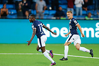 Fotball , 11. august 2019 , Eliteserien<br /> Strømsgodset - Vålerenga<br /> 2-0<br /> Muhamed Keita , SIF<br /> Foto: Christoffer Hansen , Digitalsport