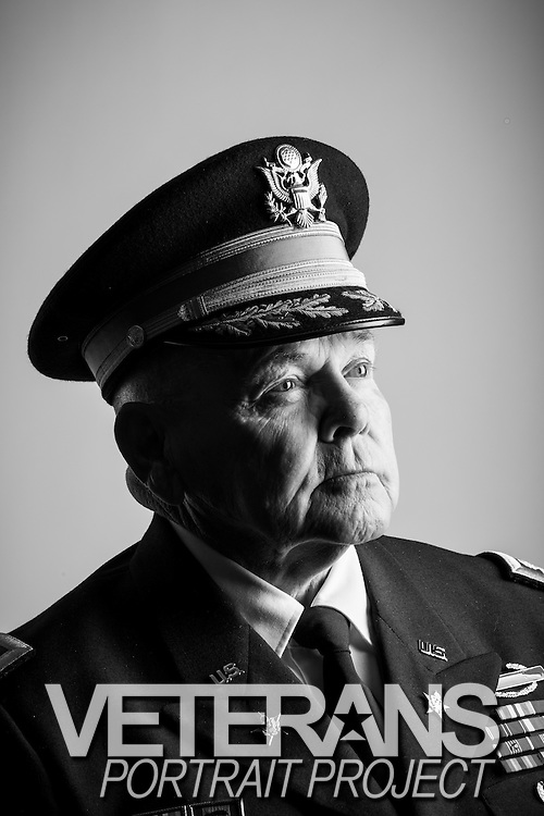 Joe Frank Rippetoe<br /> Army<br /> O-5<br /> Intelligence <br /> 1966 - 1967<br /> 1969 - 1970<br /> Vietnam<br /> <br /> Veterans Portrait Project<br /> Denver, CO