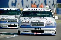 ,#3, Rickard Rydell, Volvo 850 20v, Volvo 850 Racing,