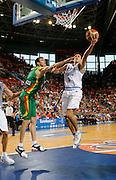 DESCRIZIONE : Madrid Spagna Spain Eurobasket Men 2007 Italia Lituania Itlay Lithuania <br /> GIOCATORE : Marco Mordente <br /> SQUADRA : Nazionale Italia Uomini <br /> EVENTO : Eurobasket Men 2007 Campionati Europei Uomini 2007 <br /> GARA : Italia Lituania Italy Lithuania <br /> DATA : 08/09/2007 <br /> CATEGORIA : Tiro <br /> SPORT : Pallacanestro<br /> AUTORE : Ciamillo&amp;Castoria/T.Wiedensohler <br /> Galleria : Eurobasket Men 2007<br /> Fotonotizia : Madrid Spagna Spain Eurobasket Men 2007 Italia Lituania Italy Lithuania <br /> Predefinita :