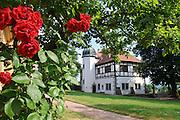 Hoflößnitz, Radebeul, Sachsen, Deutschland.|.Hoflößnitz, Radebeul, Dresden, Saxony, Germany.