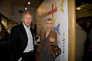 HAROLD TILLMAN; JO WOOD, Fashioning the Future. Sustainable Fashion show Winners of Adidi.com student design competition announced. London College of Fashion. Princes St. London. 27 October 2008.  *** Local Caption *** -DO NOT ARCHIVE-© Copyright Photograph by Dafydd Jones. 248 Clapham Rd. London SW9 0PZ. Tel 0207 820 0771. www.dafjones.com.