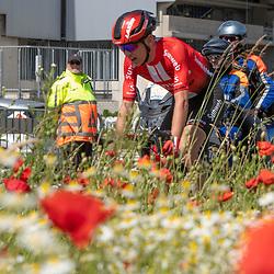 08-06-2019: Wielrennen: Hammer Series Sprint: Sittard<br /> Lennard Kamna
