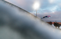 09.03.2018, Holmenkollen, Oslo, NOR, FIS Weltcup Ski Sprung, Raw Air, Oslo, im Bild Roman Koudelka (CZE) // Roman Koudelka of Czech Republic during the 1st Stage of the Raw Air Series of FIS Ski Jumping World Cup at the Holmenkollen in Oslo, Norway on 2018/03/10. EXPA Pictures © 2018, PhotoCredit: EXPA/ JFK