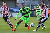 Exeter City v Forest Green Rovers 271018
