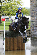 Therese Viklind (SWE) riding Diabolique during the International Horse Trials at Chatsworth, Bakewell, United Kingdom on 13 May 2018. Picture by George Franks.
