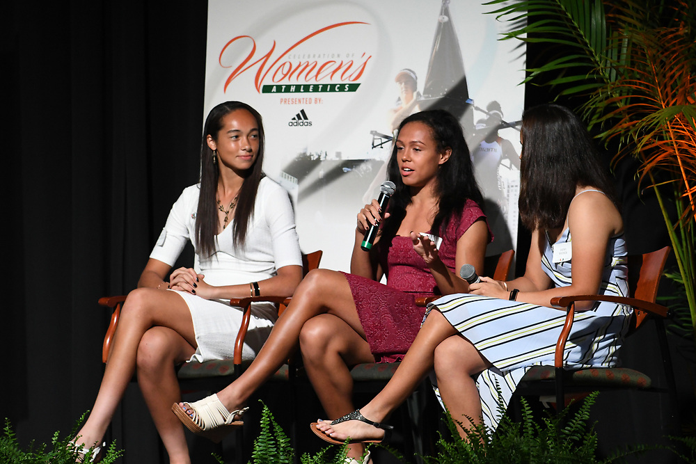 2018 Miami Hurricanes Celebration of Women's Athletics