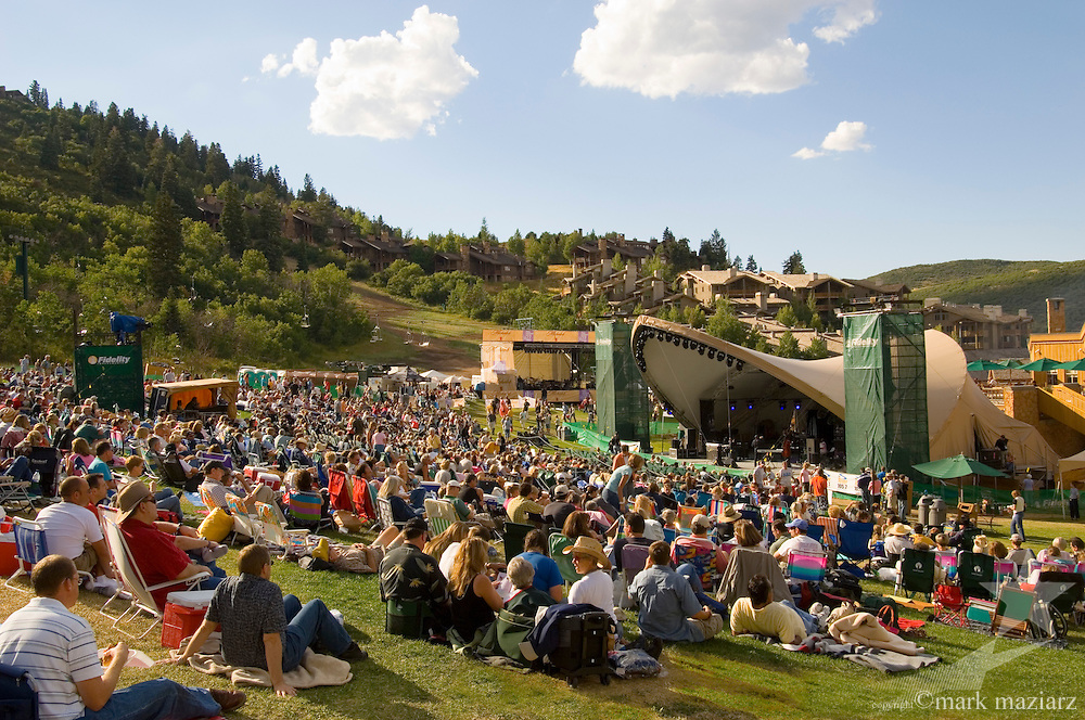 Park City Jazz Festival at Deer Valley, Utah USA