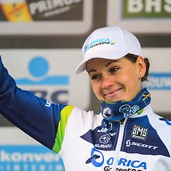 Sportfoto archief 2013<br /> Ronde van Vlaanderen Worldcup women Emma Johansson ended 3th