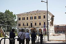 20120719 ABBATTIMENTO MUNICIPIO SANT'AGOSTINO