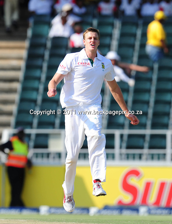 Morne Morkel of South Africa <br /> &copy; Barry Aldworth/Backpagepix