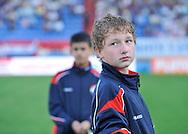 22-08-2009 Voetbal:Willem II:Heracles Almelo:Tilburg<br /> Ballenjongens<br /> Foto: Geert van Erven