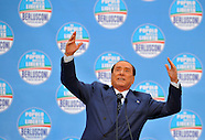 2013/04/18 Silvio Berlusconi a Udine