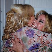 NLD/Amsterdam/20121112 - Beau Monde Awards 2012, Viola Holt en Anita Heilker