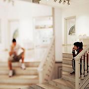 Ensayo de Contemplatio Performed en el Museu de Ceràmica de Barcelona