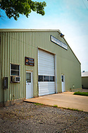 Small Grains Building and Foundation Seed Warehouse