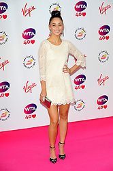 Wimbledon Party<br /> Cara Santana attends the annual pre-Wimbledon party at Kensington Roof Gardens,<br /> London, United Kingdom<br /> Thursday, 20th June 2013<br /> Picture by Chris  Joseph / i-Images