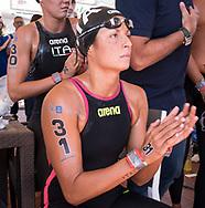 Alice Franco ITA<br /> 52 a Capri - Napoli<br /> FINA Open Water Swimming Grand Prix 2017<br /> September 3rd, 2017 - 03-09-2017<br /> &copy;Chiara Perlino/Deepbluemedia/Inside foto
