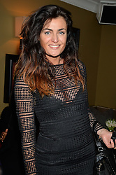 LYNN RENEE at a party to launch Madderson London Women's Wear held at Beaufort House, 354 Kings Road, London on 23rd January 2014.