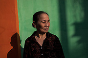 "Attention , Sara Berret for a story slugged ""Nurse"" - Former Nurse Nguyen Thi Do in her home in Quy Nhon, Vietnam."