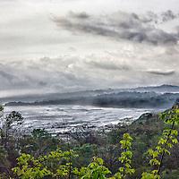 Guinoes Beach,  Blue Spirit Retreat Centre, Nosara Costa Rica.
