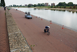 at Boels Ladies Tour 2018 - Prologue, a 3.3 km time trial in Arnhem, Netherlands on August 28, 2018. Photo by Sean Robinson/velofocus.com