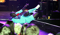 Fotball<br /> 11.03.09<br /> Kick off Vålerenga VIF<br /> Rockefeller<br /> Moteshow med fremvisning av årets drakt / kolleksjon - Dawda Leigh<br /> Foto - Kasper Wikestad